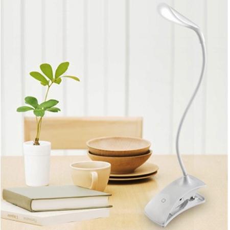 雪莱特air可充电台灯LED可调光护眼灯床头灯学习灯健康灯三档调光
