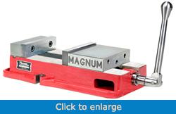 供应用于金属加工的magnum机床用虎钳