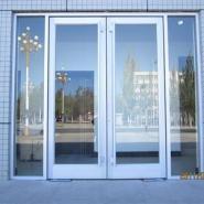 宋庄安装钢化玻璃门换门夹图片