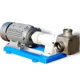 供应工业柔性转子泵不锈钢材质泊头瑞达泵业型号1-1/2DKZB转速1400 ZYB不锈钢转子泵