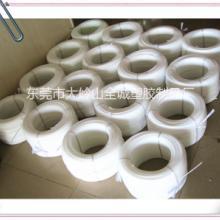 供应HDPE黑色圆塑料焊条图片