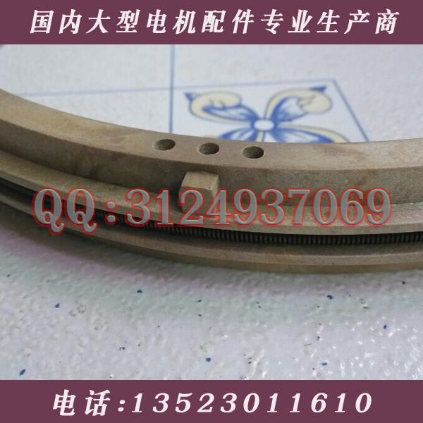 供应用于湘潭电机的160*190*26剖分式电机迷宫油封