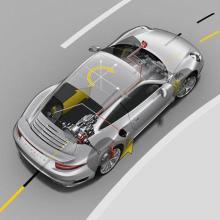 供应用于前轮转向系统|OBD读取的前轮转向角度OBD读取模块批发