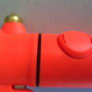 郑州LED多功能声光报警手电筒图片
