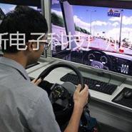 志丹汽车模拟驾驶训练机0门槛图片