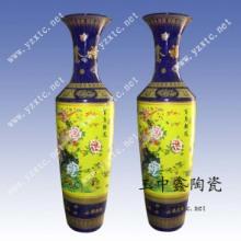 供应用于的中国红瓷家居装饰品大花瓶批发
