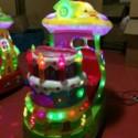 广场投币摇摇车儿童投币游戏机游乐园游乐设备销售