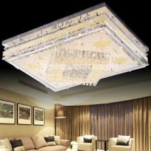 LED平板水晶灯客厅灯现代简约图片