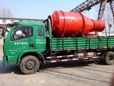 供应山东莱芜洗石机械 滚筒洗石设备 石子清洗机