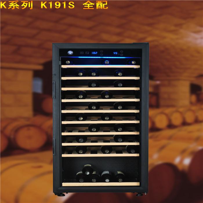 家用电子红酒柜节能欧式红酒展示柜批发