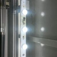 供应用于led灯箱 灯箱侧光源 灯箱硬灯条的淄博led双面灯箱发光灯条