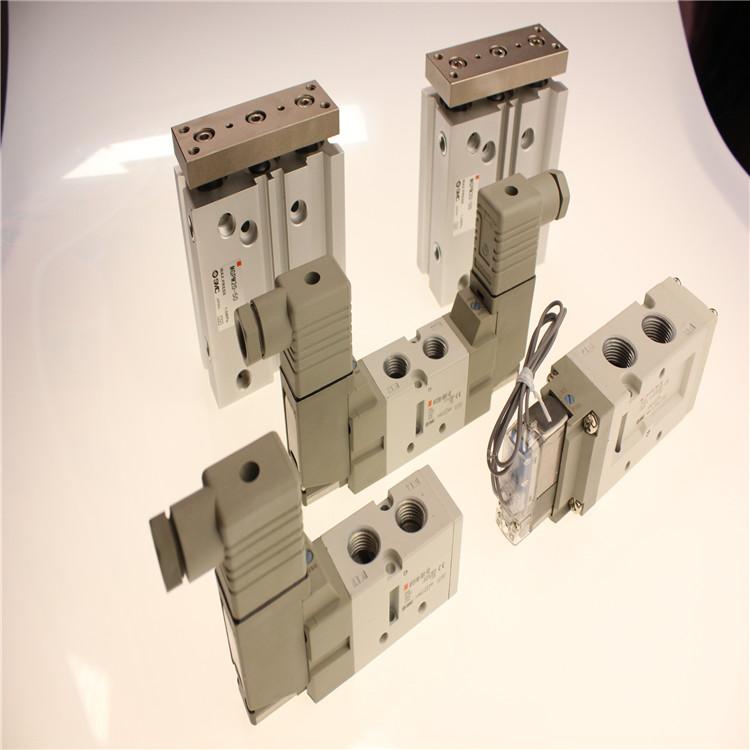 电磁阀_电磁阀供货商_供应smc气动先导电磁阀vf3130