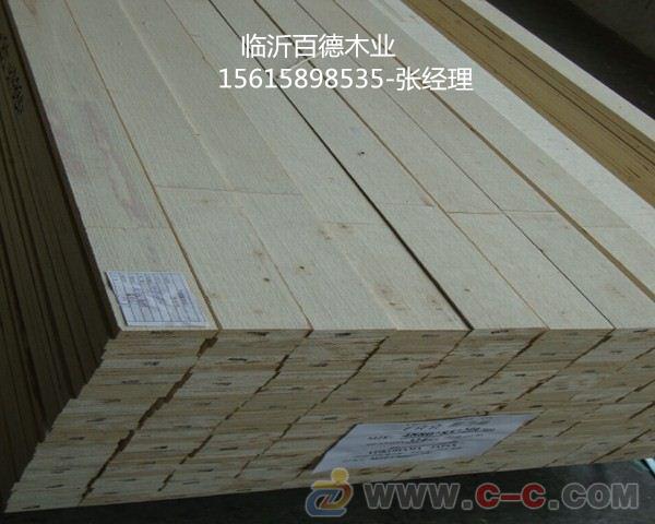 日照出口包装箱用免熏蒸lvl木板条价格