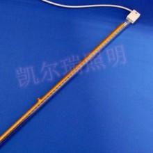 半镀金电热管 半镀金卤素灯管