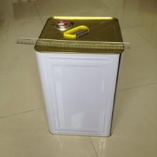 18L方桶 上海旭科供应18L化工桶 溶剂桶 涂料油漆桶 铁桶加工定制