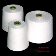 供应用于针织机织|装饰布的气流纺涤纶纱6支优质大化OET6支批发