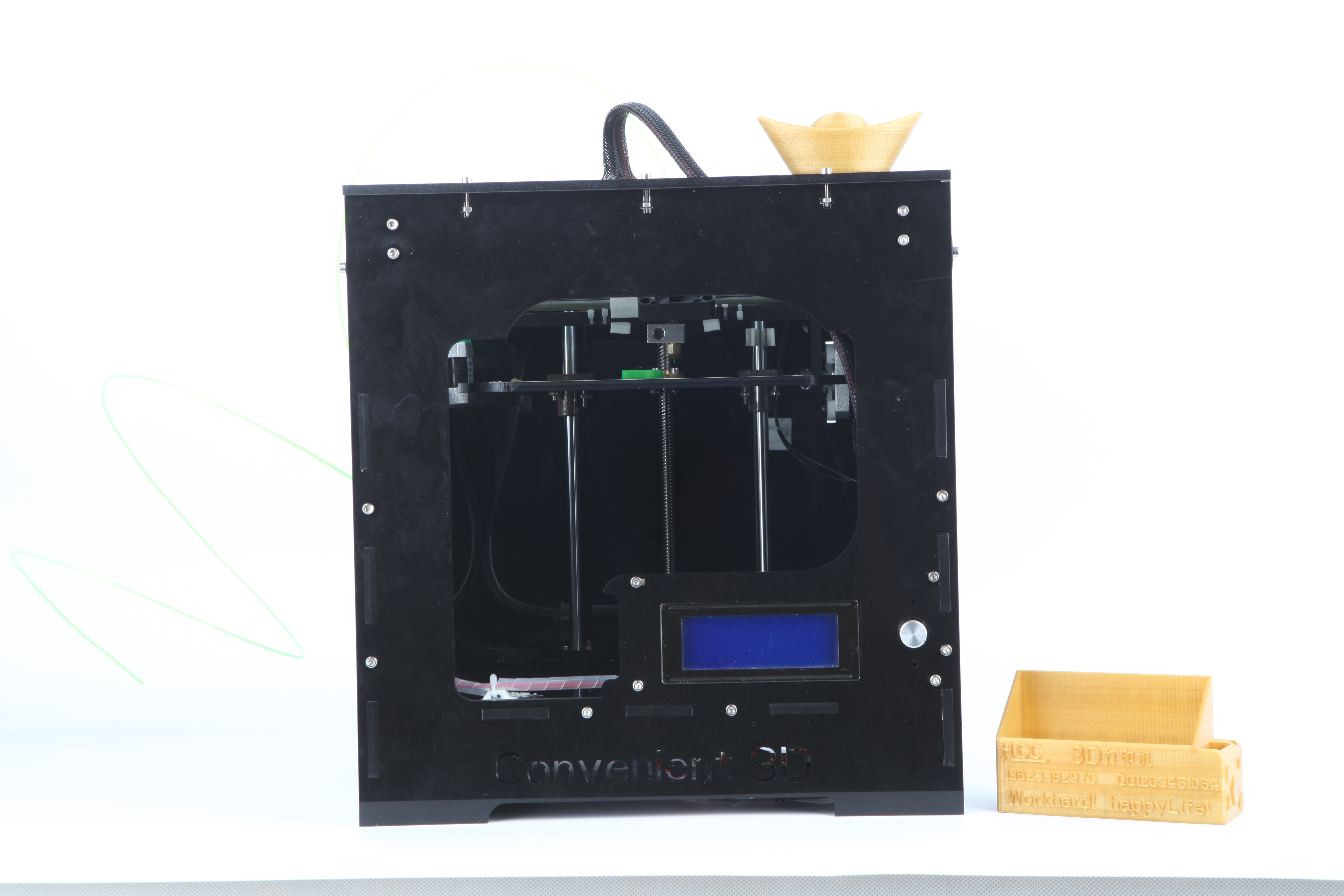 3D打印机图片/3D打印机样板图 (1)