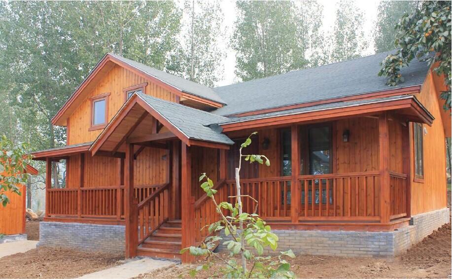 木结构建筑设计原则报价