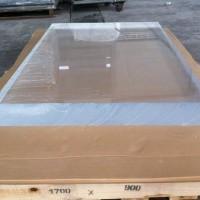 供应超厚亚克力板、透明厚水晶板