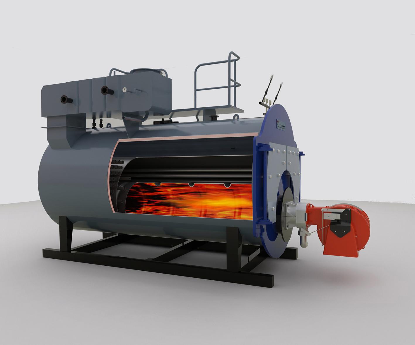 冷凝余热锅炉冷凝蒸汽锅炉冷凝热水批发