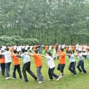 济南市中区户外拓展培训公司图片