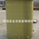 天津玻璃钢压力储罐 玻璃钢罐体图片