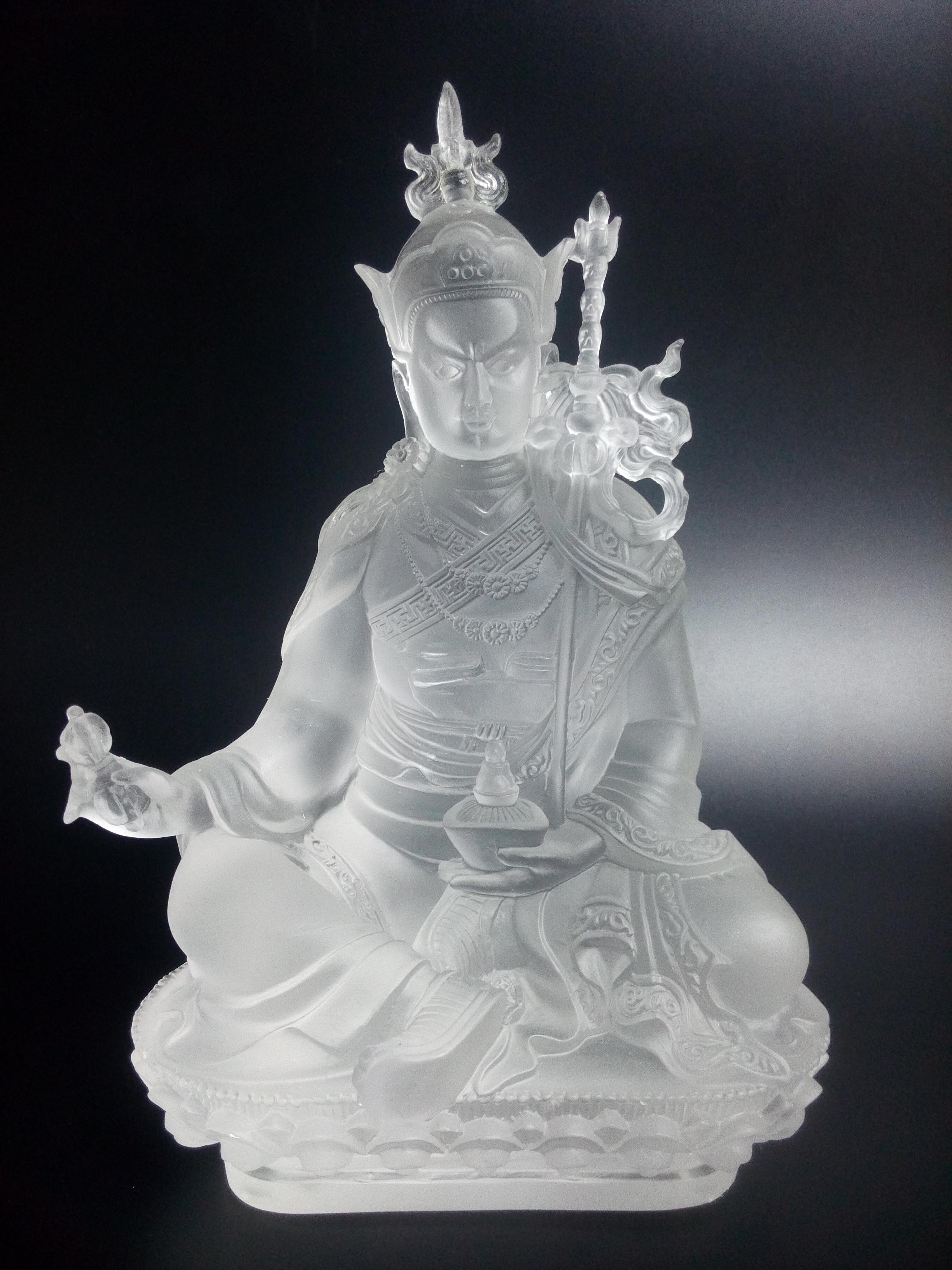 供应精雕莲花手菩萨铜像制作