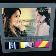 魅湃厂家特价分众传媒款液晶广告机图片