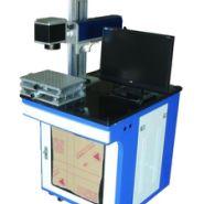 玻璃模具光纤激光打标机图片