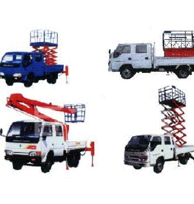 车载式液压升降平台图片/车载式液压升降平台样板图 (4)