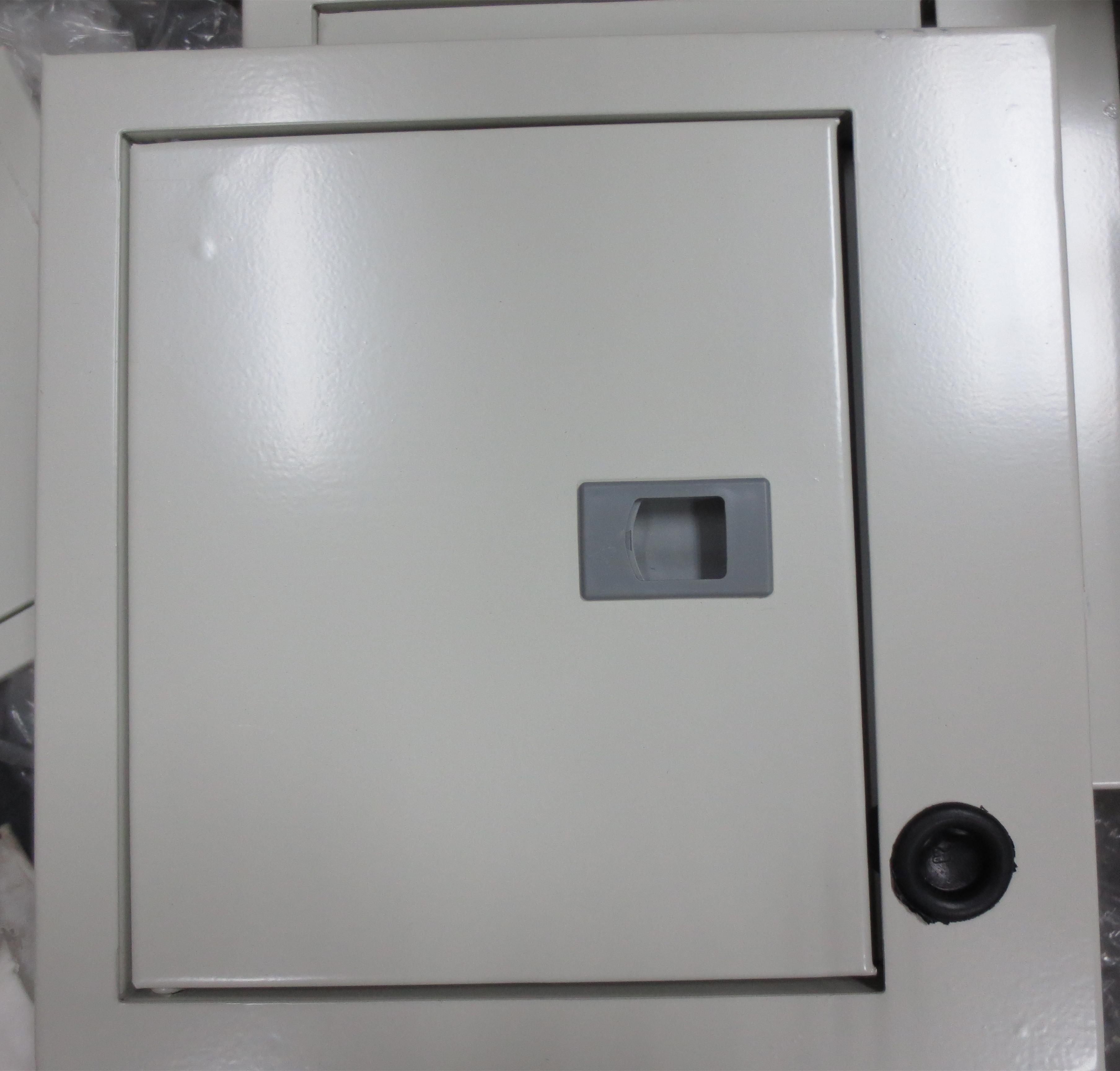 供应镀锌喷涂配电箱精致秀气低压小箱子深圳文兴厂家可据要求批量生产