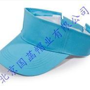 北京夏令营帽子定做空顶帽旅游帽图片