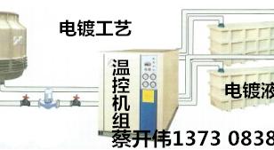 阳极氧化冷水机组,电镀冷水机组图片