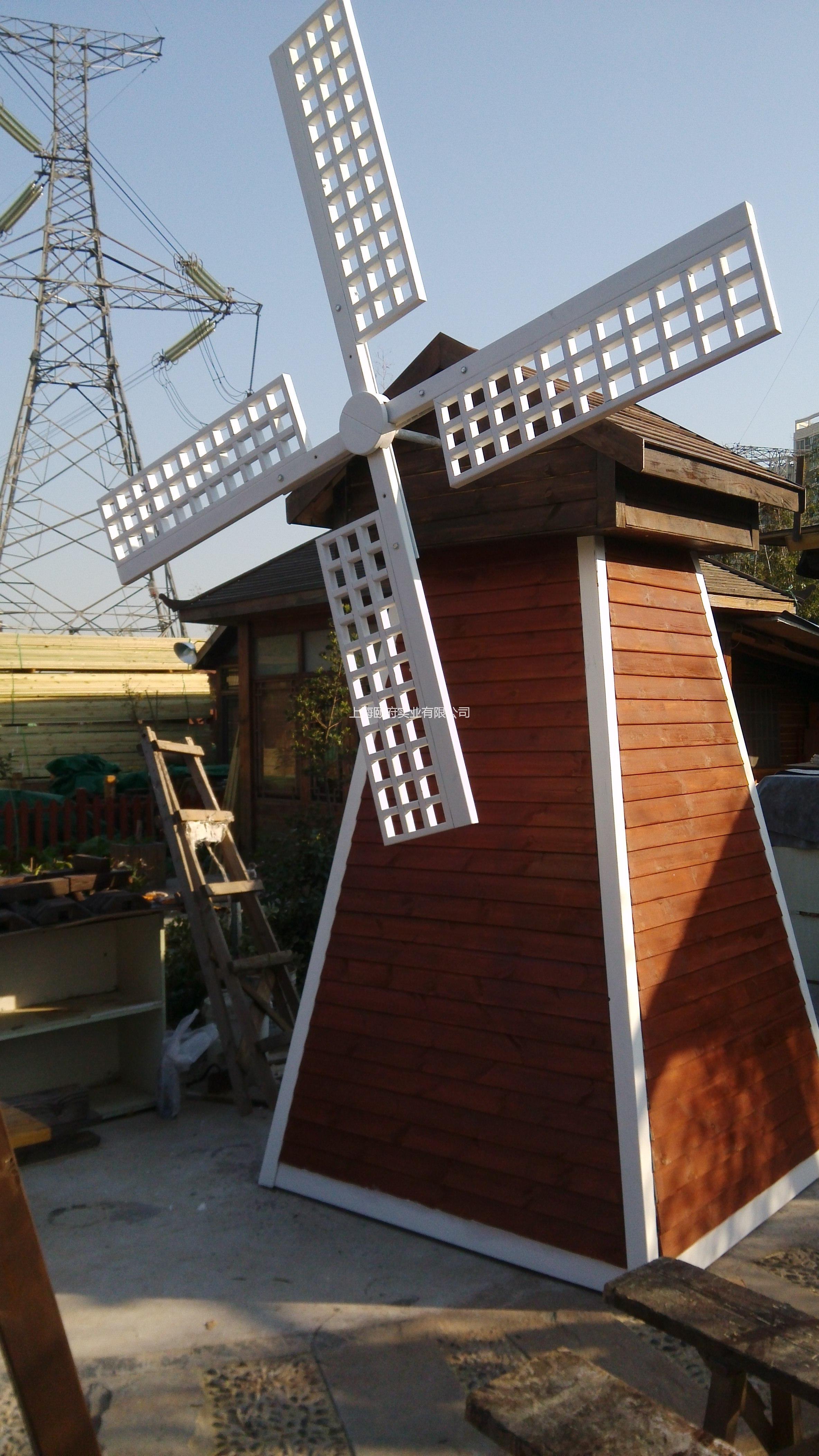 供应广州景观荷兰风车制作商,广州专业生产安装景观荷兰风车厂家,广州