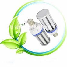 供应LED铝壳玉米灯球泡灯庭院灯E40路灯加厚铝壳隔离电源批发