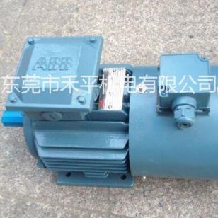 ABB变频电机 QABP160L6A 现货图片