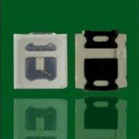 供应用于发光的2835绿光灯珠,SMD2835贴片
