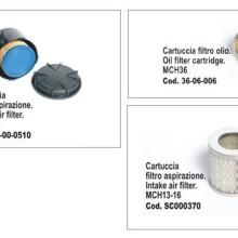 供应用于其他的MCH6系列空气过滤器