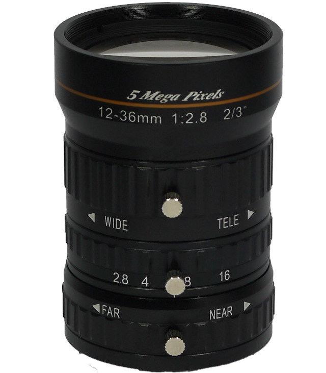 供应500万像素高清镜头 M3X1228C-5MP