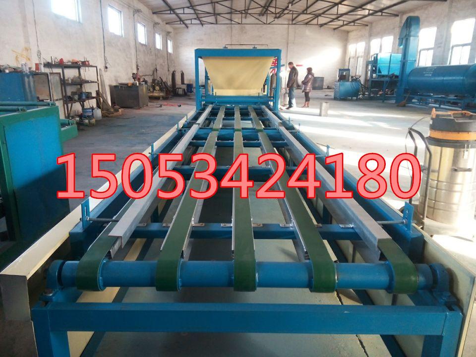宁津鑫达玻镁防火装饰板设备特点15053424180