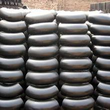 供应碳钢管件黑漆弯头 短半径弯头