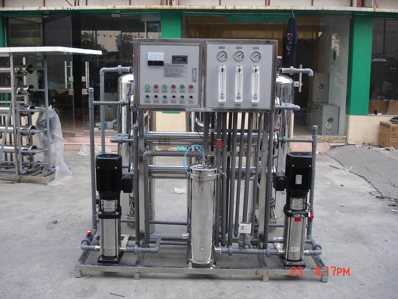 漯河桶装纯净水生产线