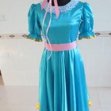 供应广东汕头合唱服表演服成人中小学生服装定做