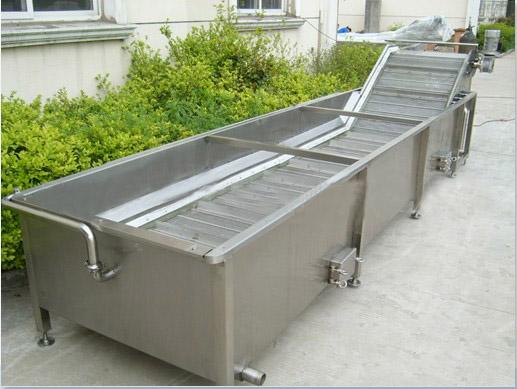 供应果蔬清洗设备优质供应商/魔芋气泡清洗机/大枣气泡清洗机