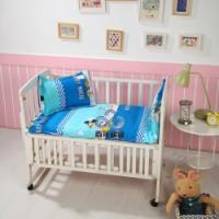 西安婴童家纺儿童被褥幼儿园三件套