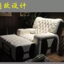 供应郑州电动沙发足浴沙发洗浴休闲沙发保健沙发美甲店沙发定制