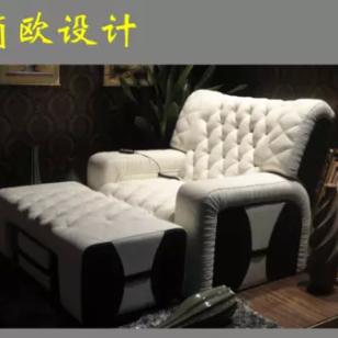 郑州电动沙发足浴沙发洗浴休闲沙发图片