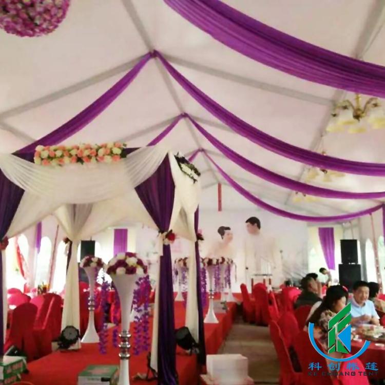 婚礼篷房 展销篷房 欧式篷房
