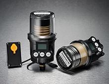 pulsarlubeMi智能型震动感应式自动机械式数码加脂器批发