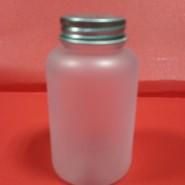磨砂塑料瓶、100毫升小口塑料瓶图片